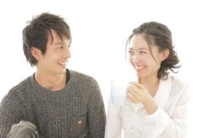 同棲のカップル